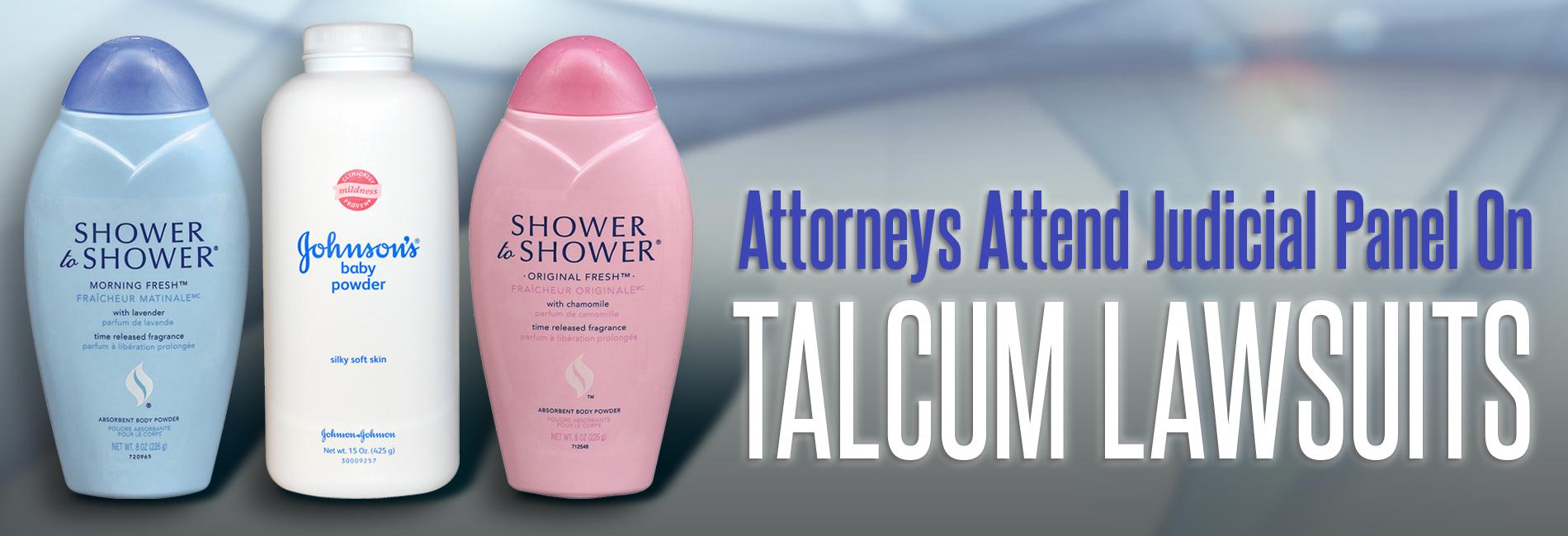 Talcum Powder Lawsuits Panel Attended By Davis Amp Crump