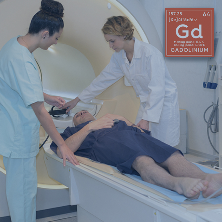 Gadolinium | MRI Contrast Medium Linked to Serious Side Effects