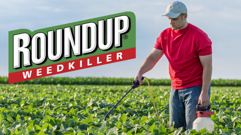Roundup Weedkiller linked to cancer